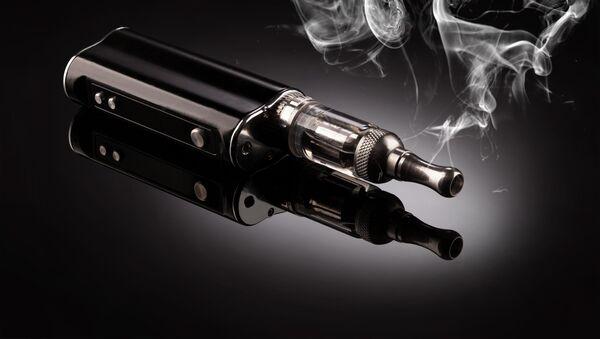 Elektronická cigareta - Sputnik Česká republika