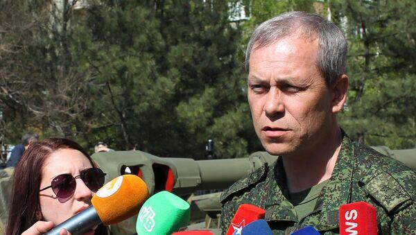 Eduard Basurin - Sputnik Česká republika