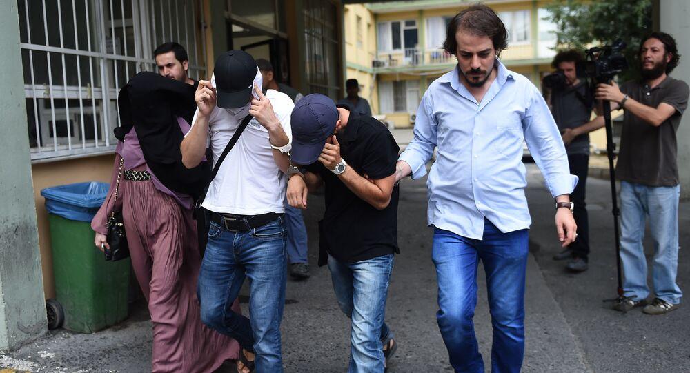 V průběhu zvláštní operace v Turecku bylo zadrženo přes 250 lidí