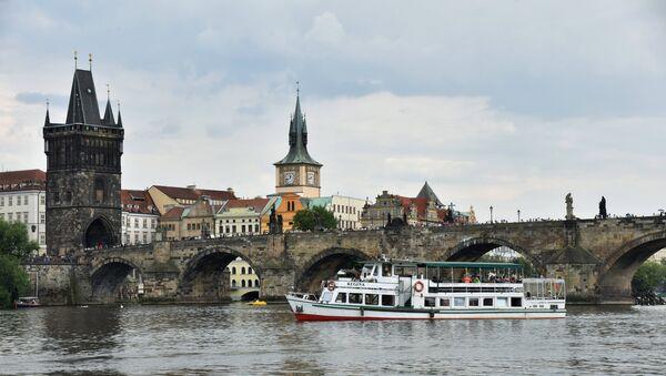 Karlův most v Praze. Ilustrační foto - Sputnik Česká republika