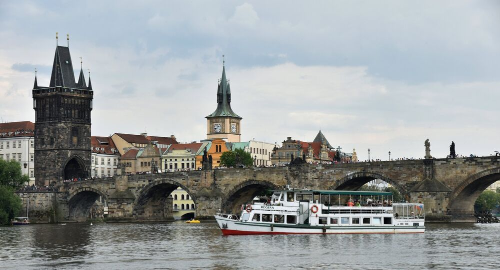 Karlův most v Praze. Ilustrační foto