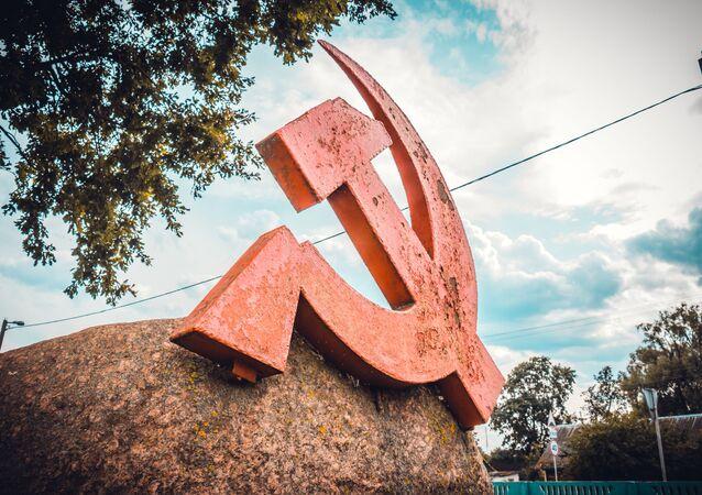 Pomník Srp a kladivo