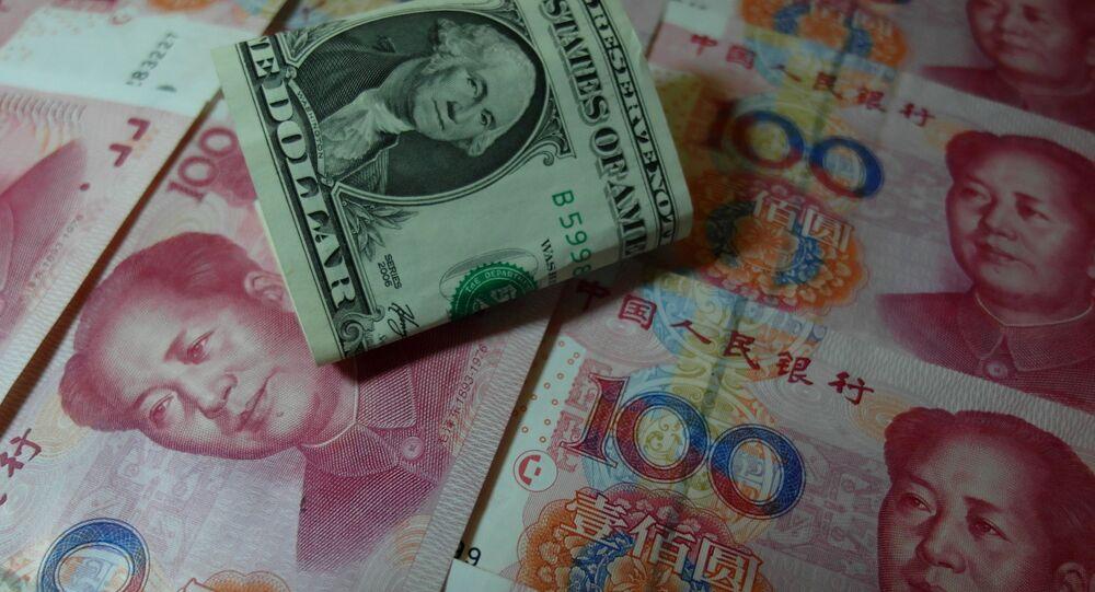 Jüany a dolar