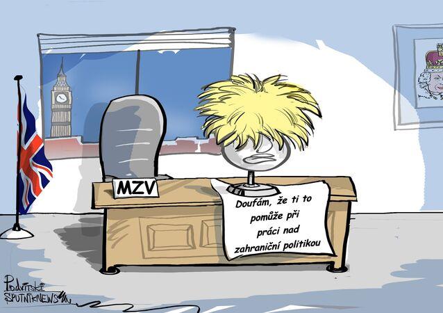 Boris Johnson resignoval