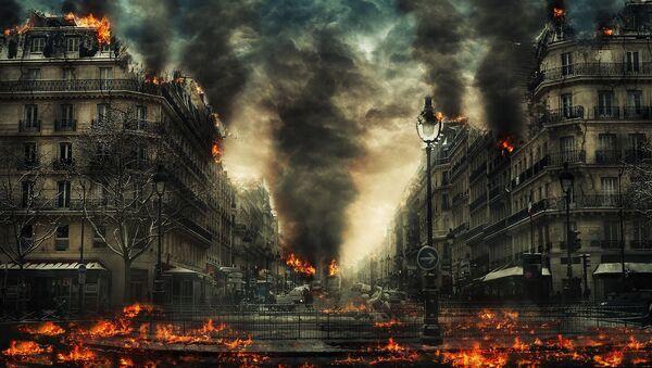Apokalypsa - Sputnik Česká republika