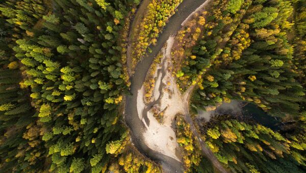 Řeka Kojard v Krasnodarském kraji. Ilustrační foto - Sputnik Česká republika