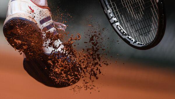 Tenista - Sputnik Česká republika