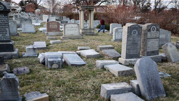 Židovský hřbitov. Ilustrační foto - Sputnik Česká republika