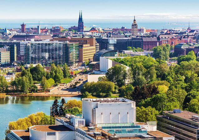 Helsinky, Finsko