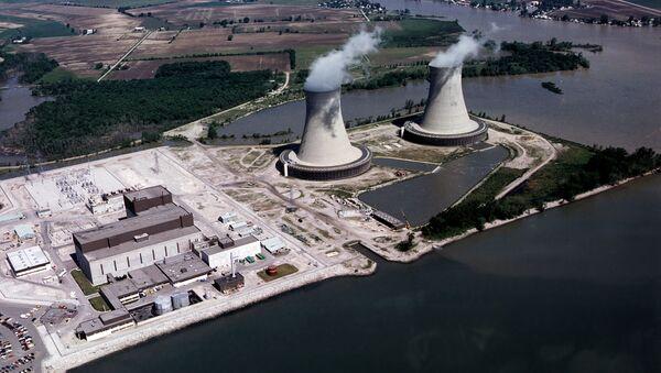 Jaderná elektrárna Fermí v USA - Sputnik Česká republika
