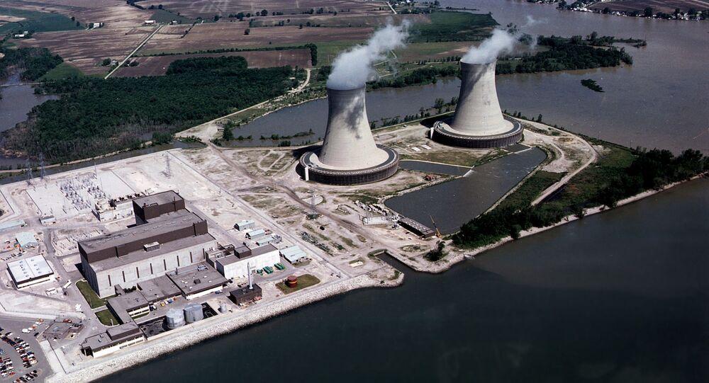 Jaderná elektrárna Fermí v USA
