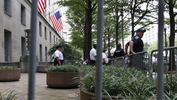 Ministerstvo spravedlnosti USA ve Washingtonu - Sputnik Česká republika