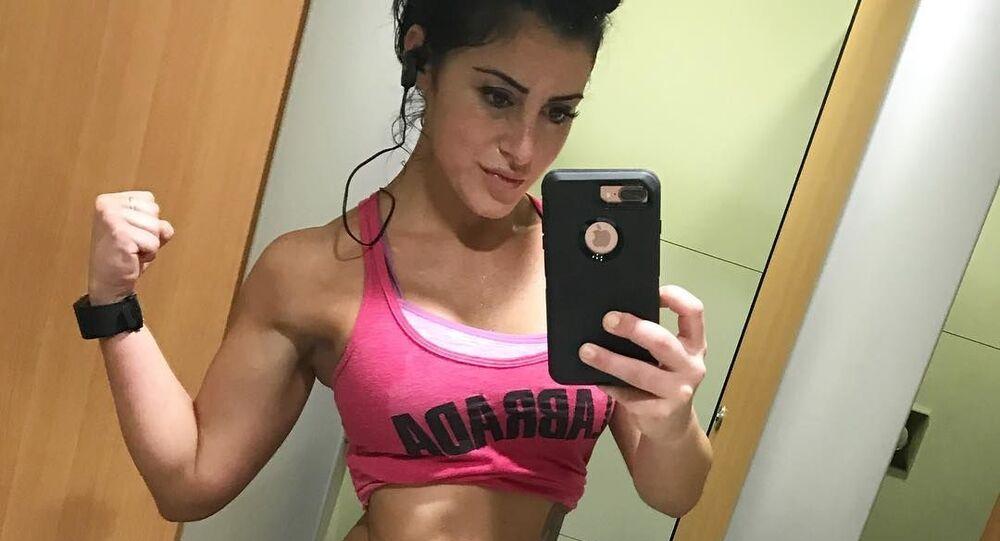 Americká trenérka Alysia Magenová