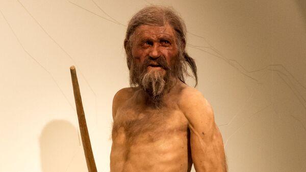 Ledovcový muž Ötzi - Sputnik Česká republika