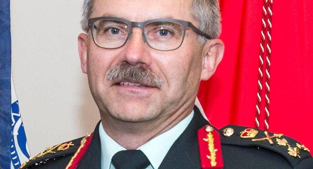 zástupcem náčelníka Generálního štábu armády Kanady Pau Vinnik