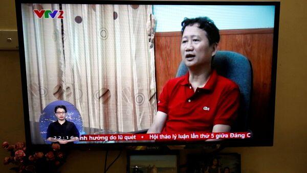 Vietnamský podnikatel Trinh Xuan Thanh - Sputnik Česká republika