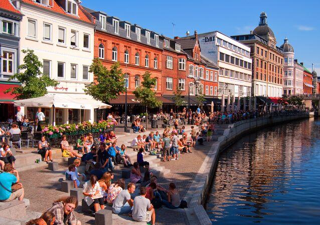 Aarhus, Dánsko