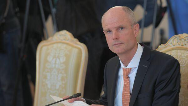 Ministr zahraničí Nizozemska Stef Blok - Sputnik Česká republika