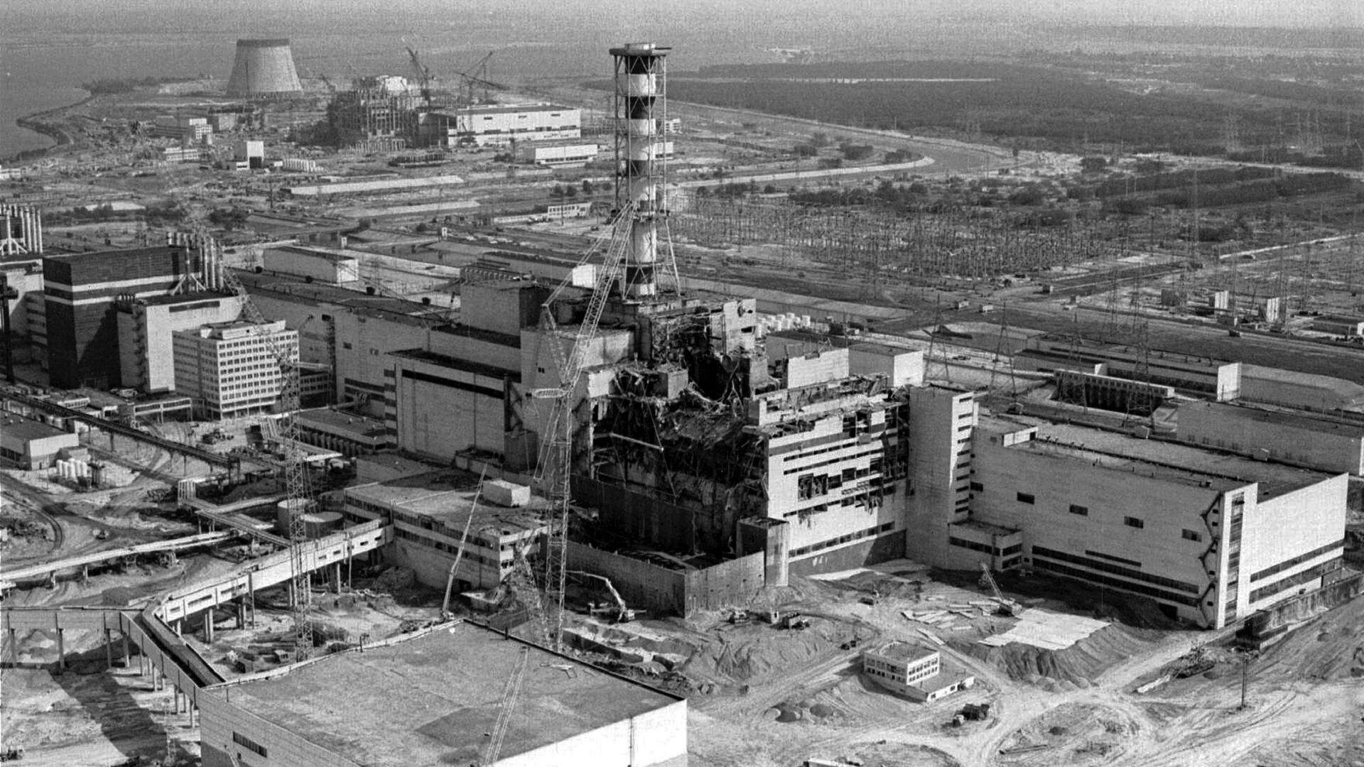 Černobyl - Sputnik Česká republika, 1920, 12.05.2021