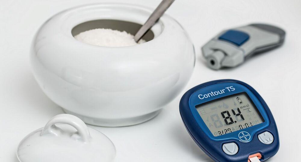 Úroveň cukru v krvi. Ilustrační foto