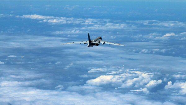 Čínský bombardér Xian H-6K nad Jihočínským mořem - Sputnik Česká republika