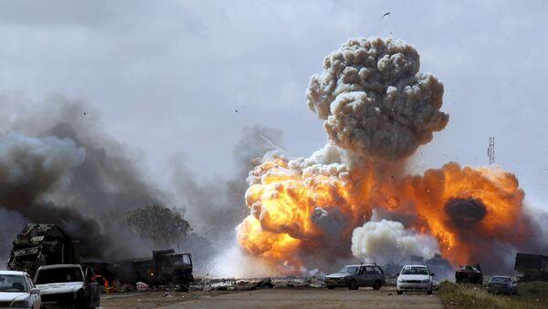 Situace v Libyi v roce 2011 - Sputnik Česká republika