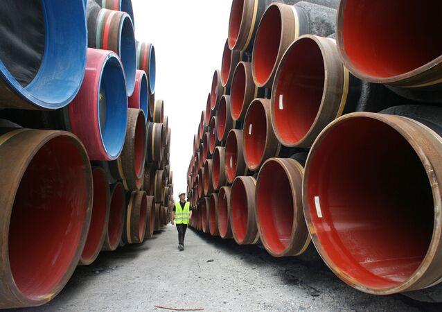 Potrubí pro plynovod