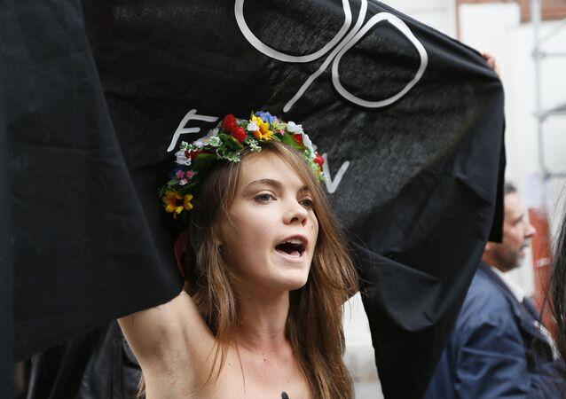 Oksana Šačko. Archivní foto