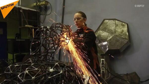 Královna svařování - Sputnik Česká republika