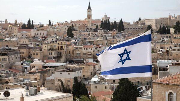 Pohled na Jeruzalém - Sputnik Česká republika