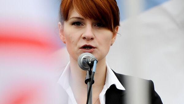 Maria Butinová byla obviněna ze špionáže - Sputnik Česká republika