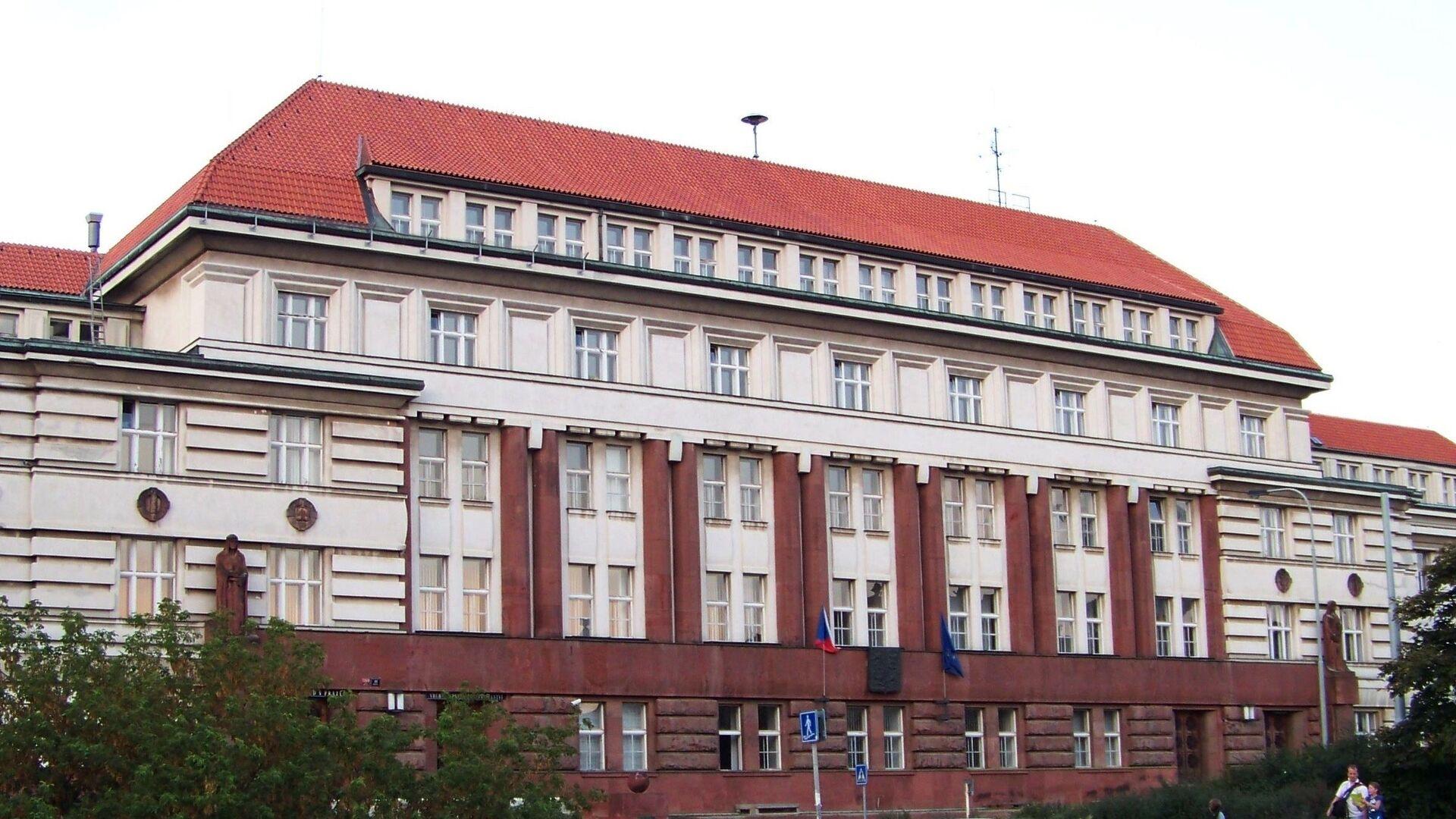 Nejvyšší soud v Praze - Sputnik Česká republika, 1920, 11.05.2021