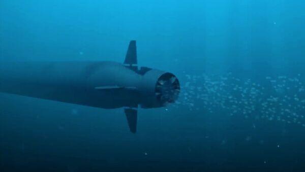 Oceánský multifunkční systém Poseidon - Sputnik Česká republika