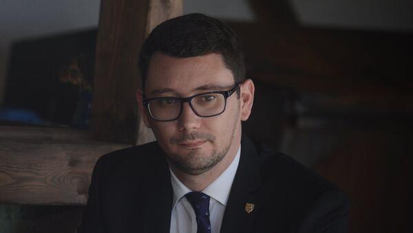 Jiří Ovčáček - Sputnik Česká republika