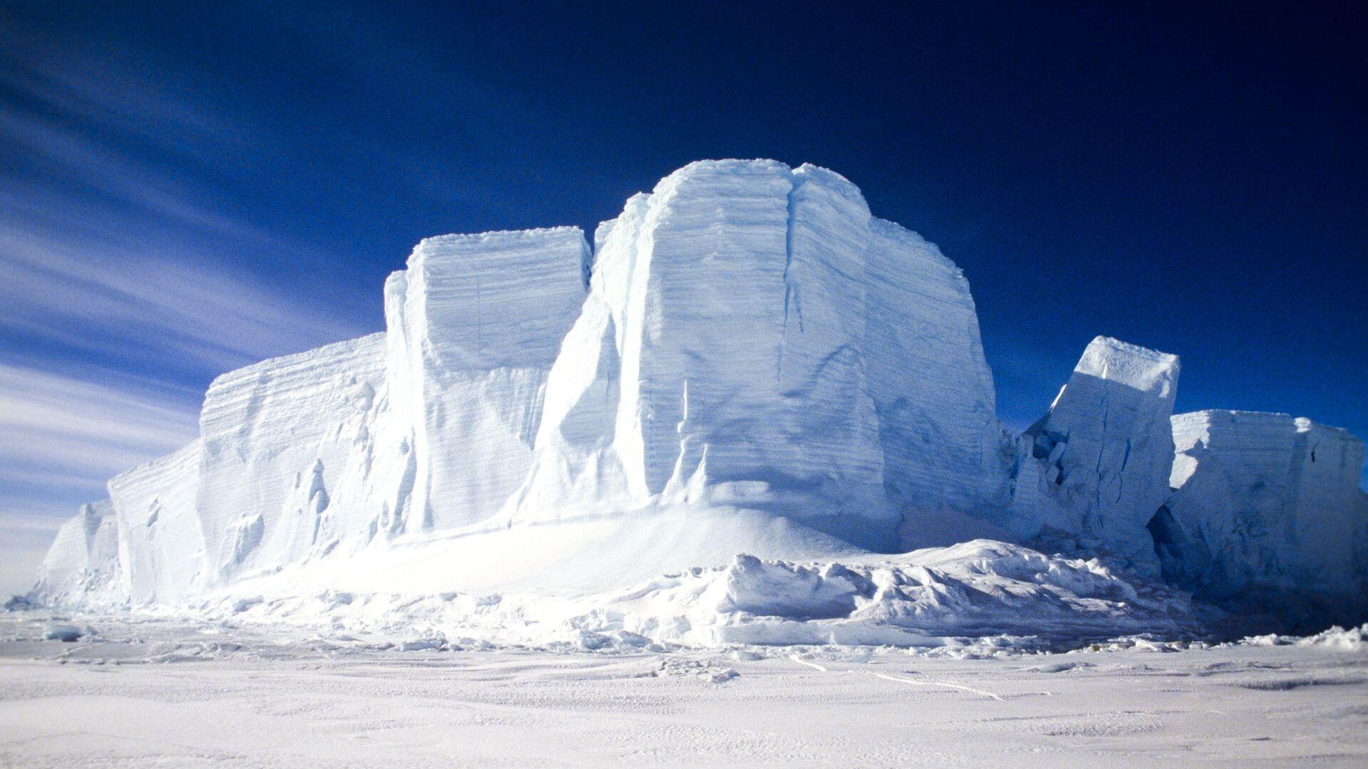 Ledovce v Antarktidě - Sputnik Česká republika, 1920, 02.04.2021