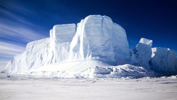 Ledovce v Antarktidě - Sputnik Česká republika