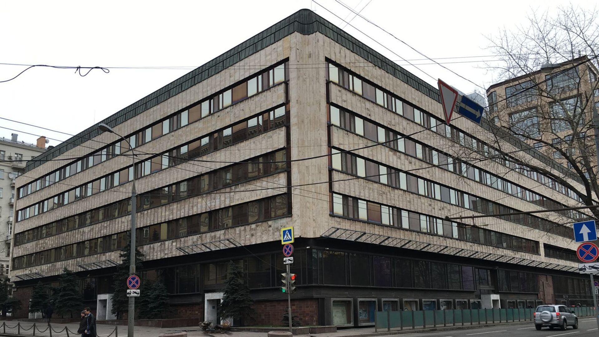 Velvyslanectví Slovenska v Moskvě - Sputnik Česká republika, 1920, 28.04.2021