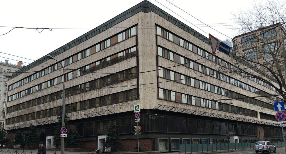 Velvyslanectví Slovenska v Moskvě
