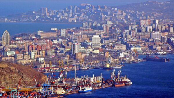 Vladivostok  - Sputnik Česká republika