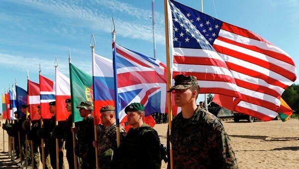 Vojáci z členských států NATO - Sputnik Česká republika