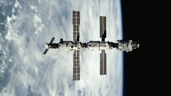 Mezinárodní vesmírná stanice po odpojení s kosmickou lodí Atlantis - Sputnik Česká republika