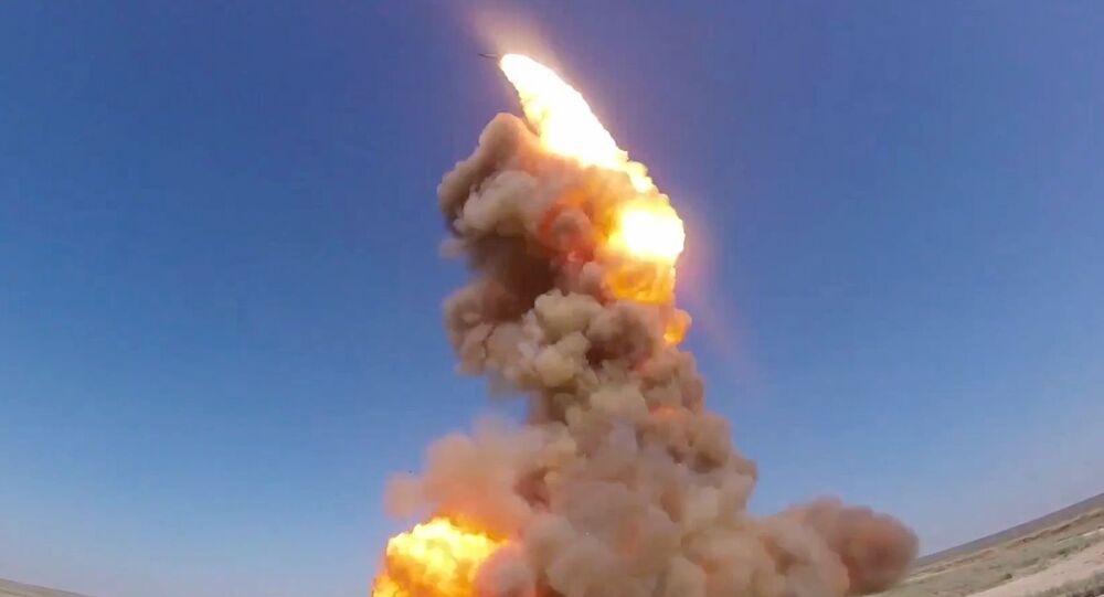 Start modernizované ruské protirakety