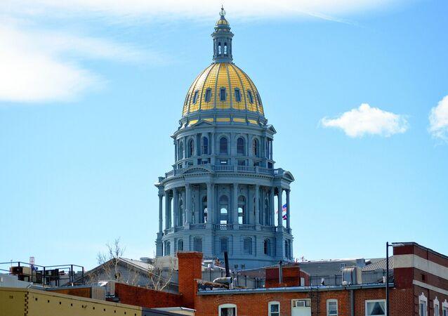 Budova Capitolu amerického státu Colorado