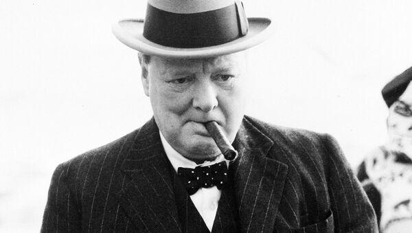 Winston Churchill - Sputnik Česká republika