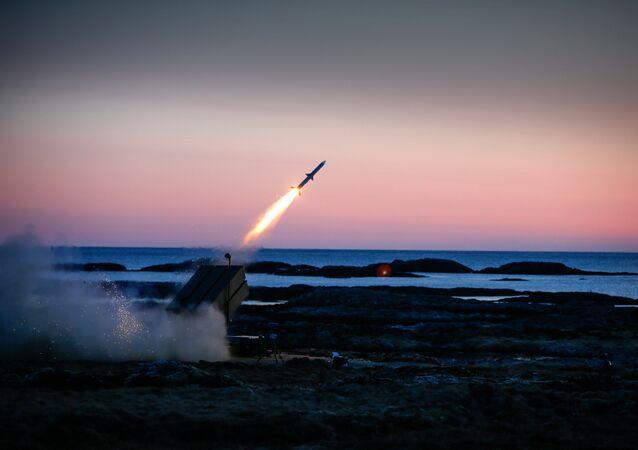 Systém protivzdušné obrany NASAMS-II