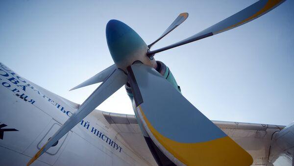 Vrtule motoru. Ilustrační foto - Sputnik Česká republika