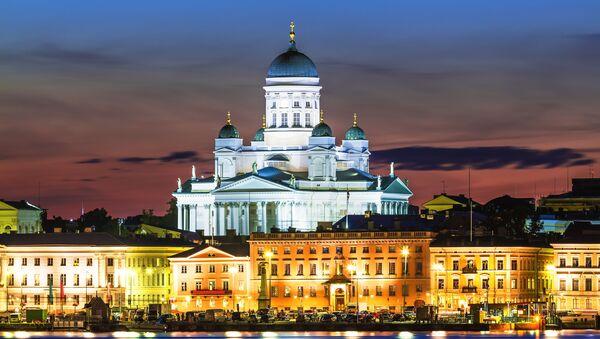 Helsinky, Finsko - Sputnik Česká republika
