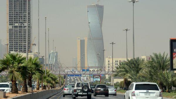 Pohled na Rijád, hlavní město Saúdské Arábie - Sputnik Česká republika