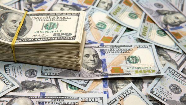 Dolary USA - Sputnik Česká republika
