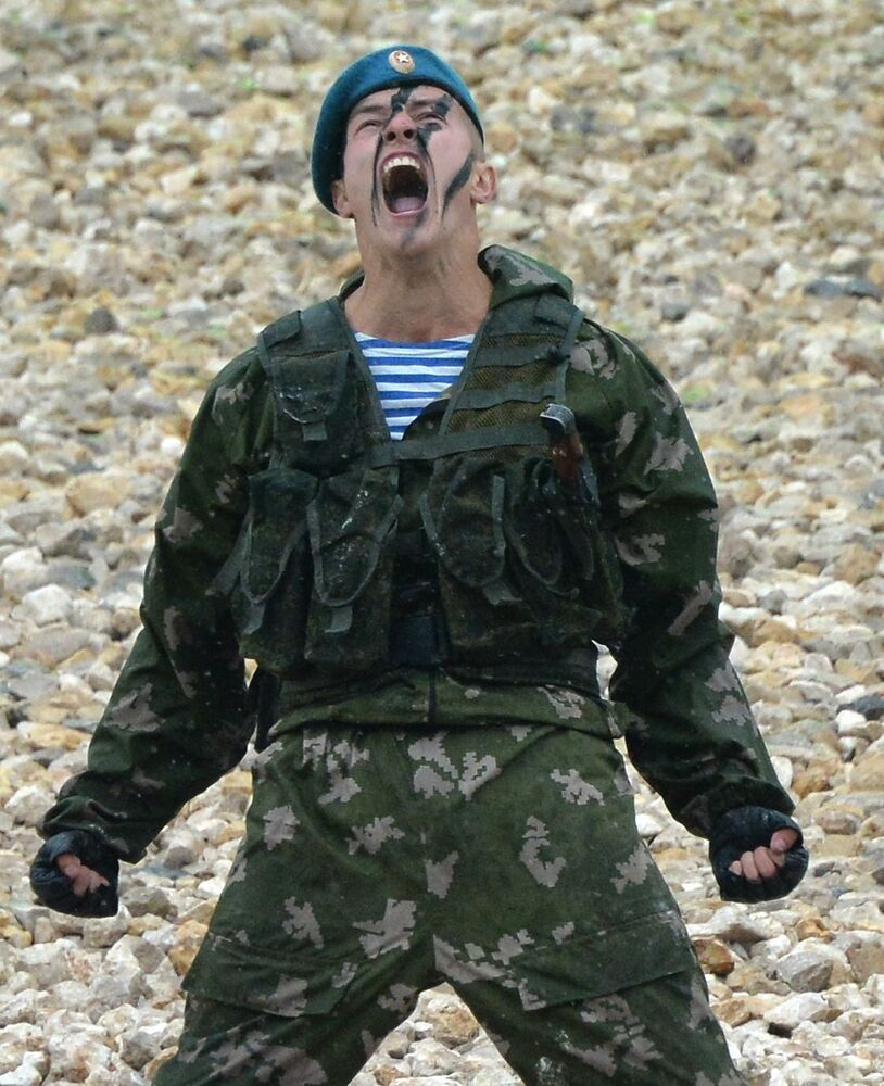 I ruští výsadkáři mají svůj den